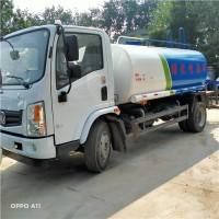 園林綠化大型灑水車東風福瑞卡F710噴灑車山東廠家報價