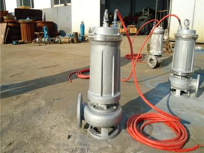 不锈钢耐酸碱污泥泵,化工厂杂质泵