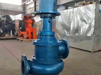 新型管道式礦漿泵