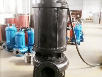 11KW耐磨潛水泥砂泵