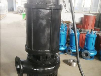 CSQ多用途潜水清淤泵/洪涝淤泥泵