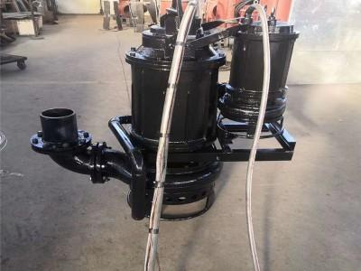 CSQ大型潛水渣漿泵_沙漿泵
