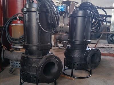 不堵塞潜水污泥泵/吸泥泵/*抽泥泵