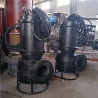 不堵塞潛水污泥泵/吸泥泵/高品質抽泥泵