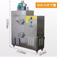 电动蒸汽发生器与各行业中的工艺相匹配