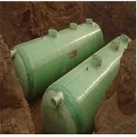 湖北龍康排水系統有限公司玻璃鋼化糞池