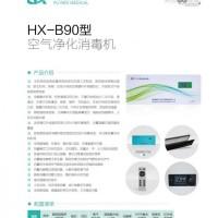 徐州輔仁空氣凈化消毒機,壁掛式空氣凈化消毒機