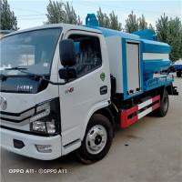 渭南市政環衛訂購下水道疏通小型清洗吸污車廠家價格