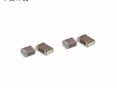 0603貼片電容智能電子產品應用貼片式電容