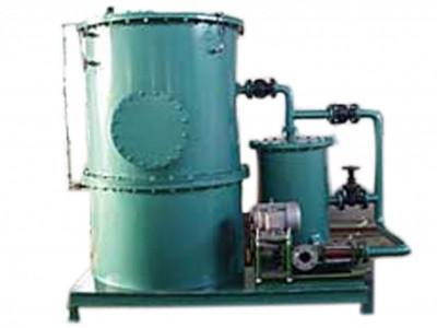 船舶廠船艙油污水處理設備 修船造船廠油污水分離裝置